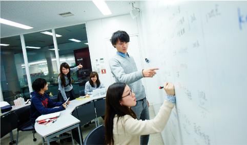 NISHINOMIYA 西宮キャンパス:マネジメント創造学部