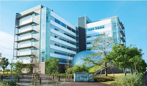 PORTISLAND ポートアイランドキャンパス:フロンティアサイエンス学部